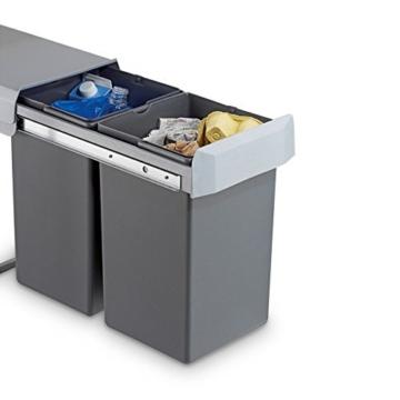 Wesco Einbau Abfallsammler Double Boy 30 DT